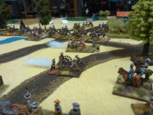 Black Powder ACW im Spielkunst e. V.